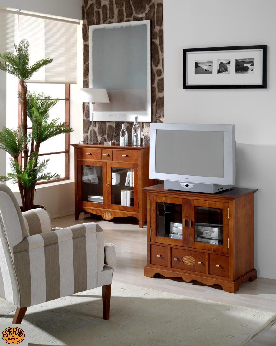 Taquillon y mesa tv